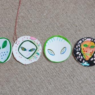Aliens 5, 14, 70, 8